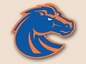 Boise State Broncos Cornhole Decals