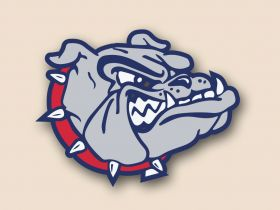 Gonzaga Bulldogs Cornhole Decals