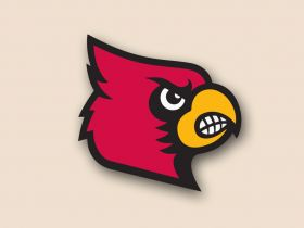 Louisville Cardinals Cornhole Decals