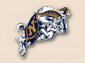 Navy Midshipmen Cornhole Decals