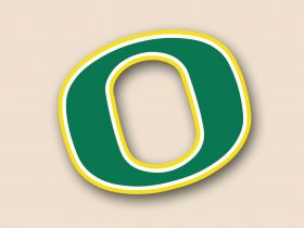 Oregon Ducks Cornhole Decals
