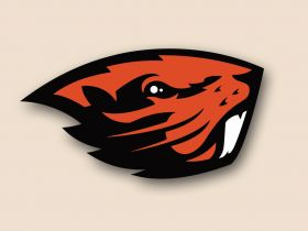 Oregon State Beavers Cornhole Decals