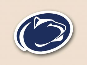 Penn State Nittany Lions Cornhole Decals