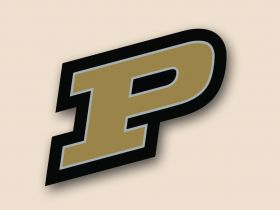 Purdue Boilermakers Cornhole Decals