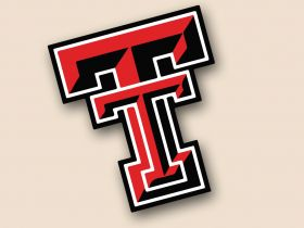 Texas Tech Red Raiders Cornhole Decals