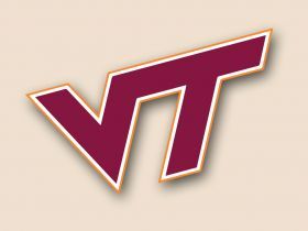 Virginia Tech Hokies Cornhole Decals